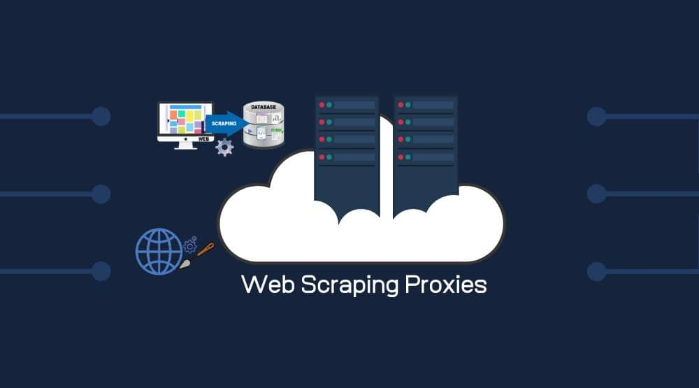 Proxies for Web Scraping