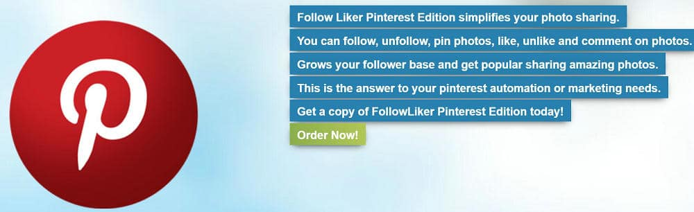 Follow Liker Pinterest Edition