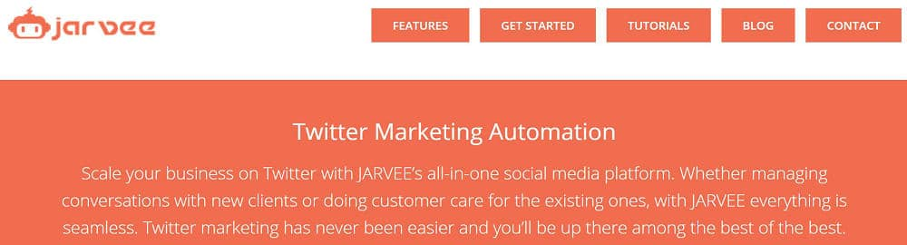 Jarvee for Twitter Automation Marketing