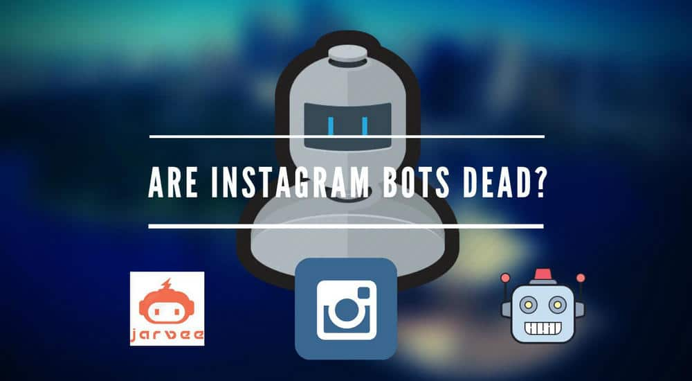 are instagram bots dead