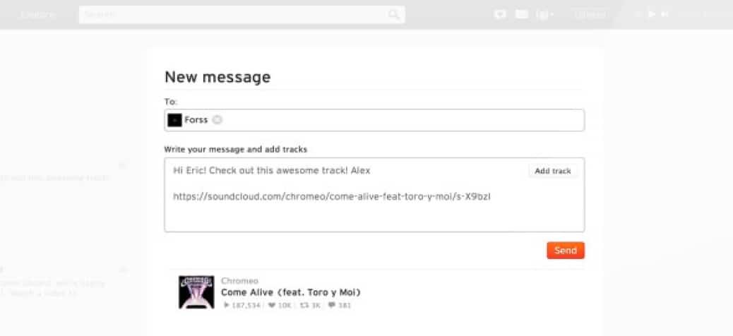 Send a Direct Message