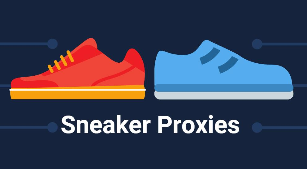 Proxies for sneaker sites