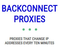 Change IP address 10 minutes