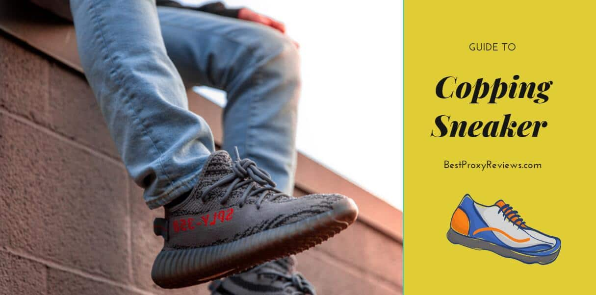 Copping Sneakers 2020: Sneaker Bots, proxies, Server
