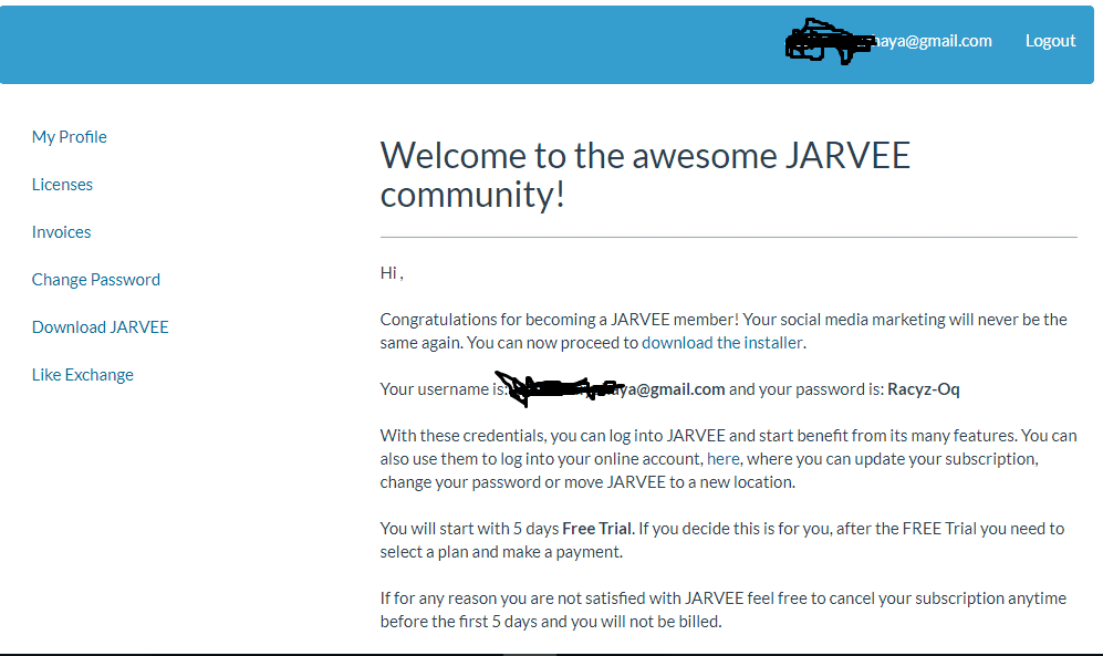 how to use jarvee for free
