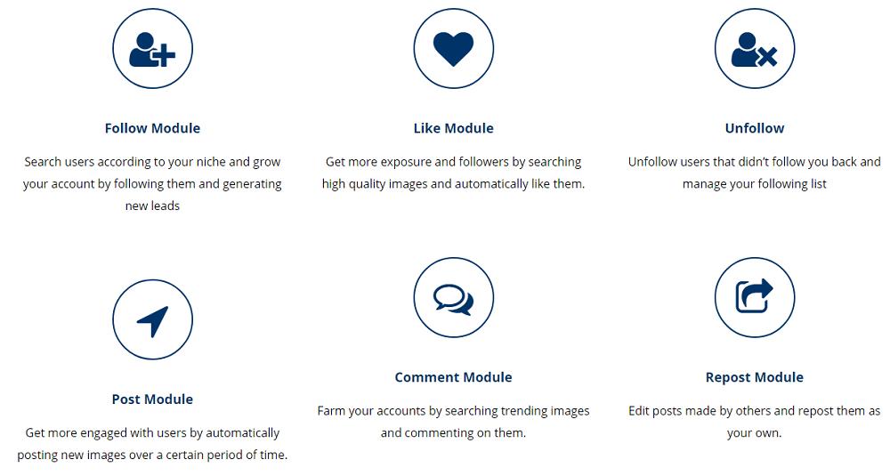 GramDominato module