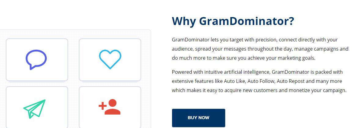 Why GramDominator