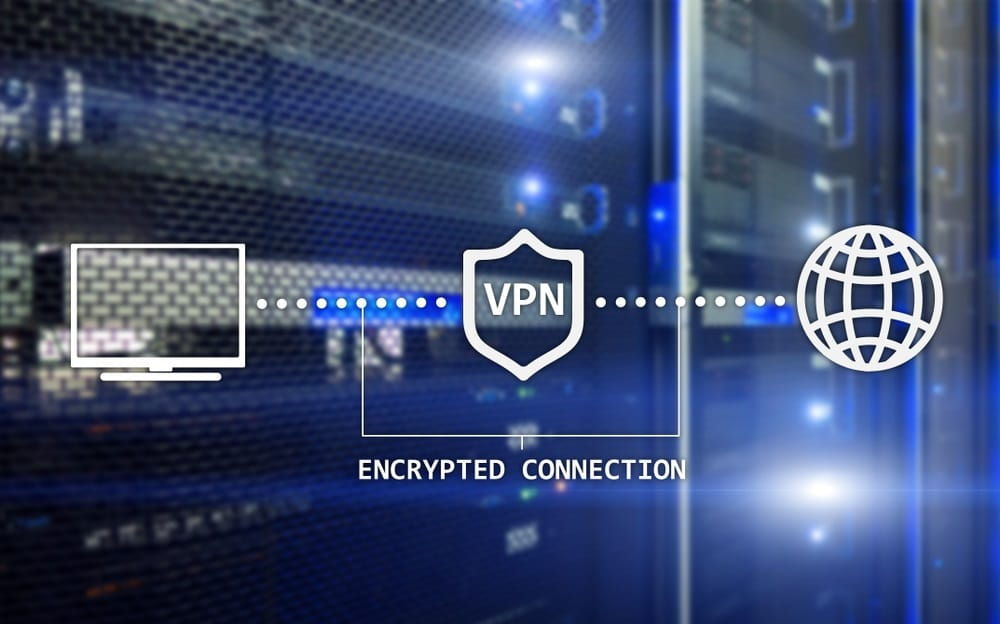 Bypassing Firewalls via vpn