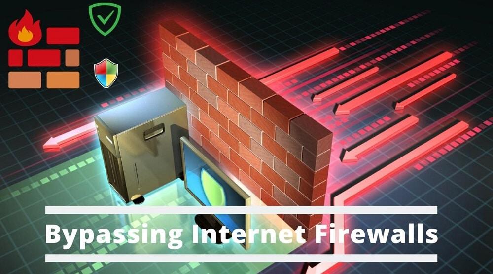 Bypassing Internet firewalls