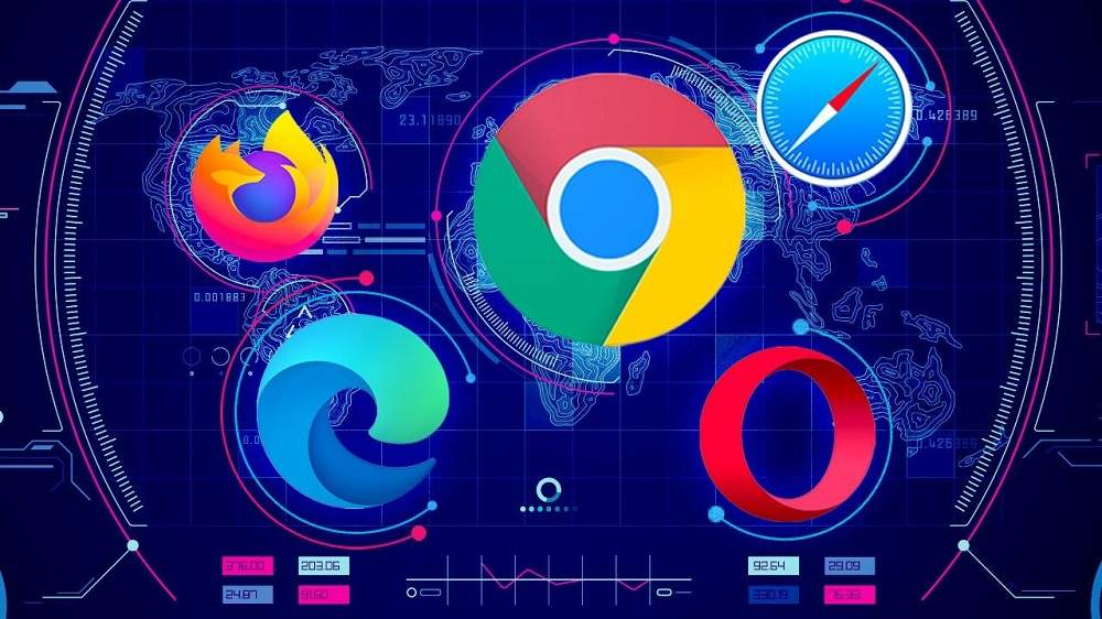 Common hardware browser