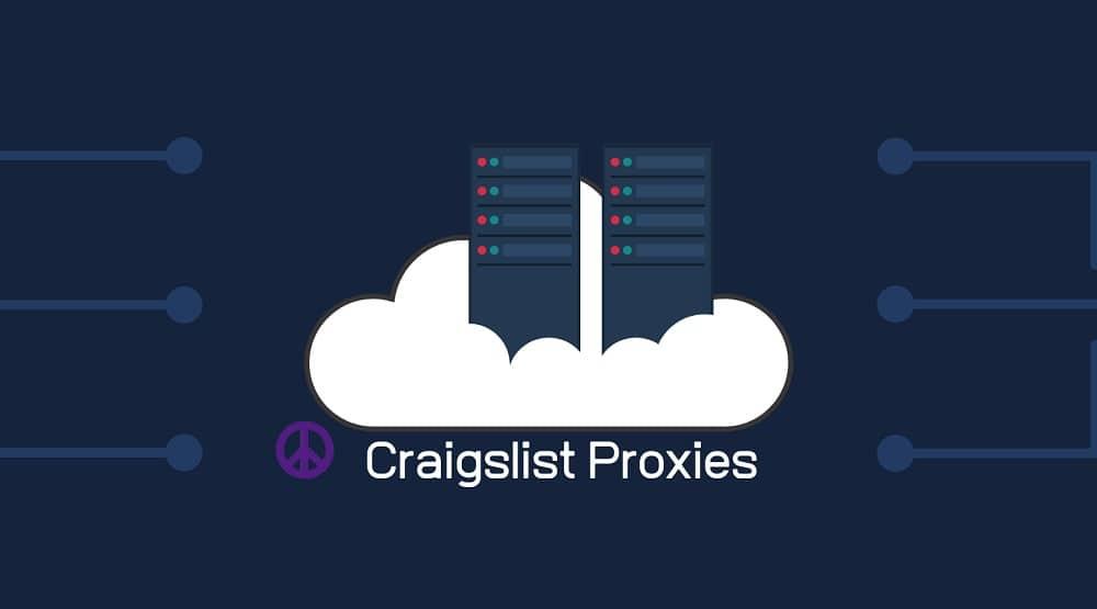 Craigslist proxy