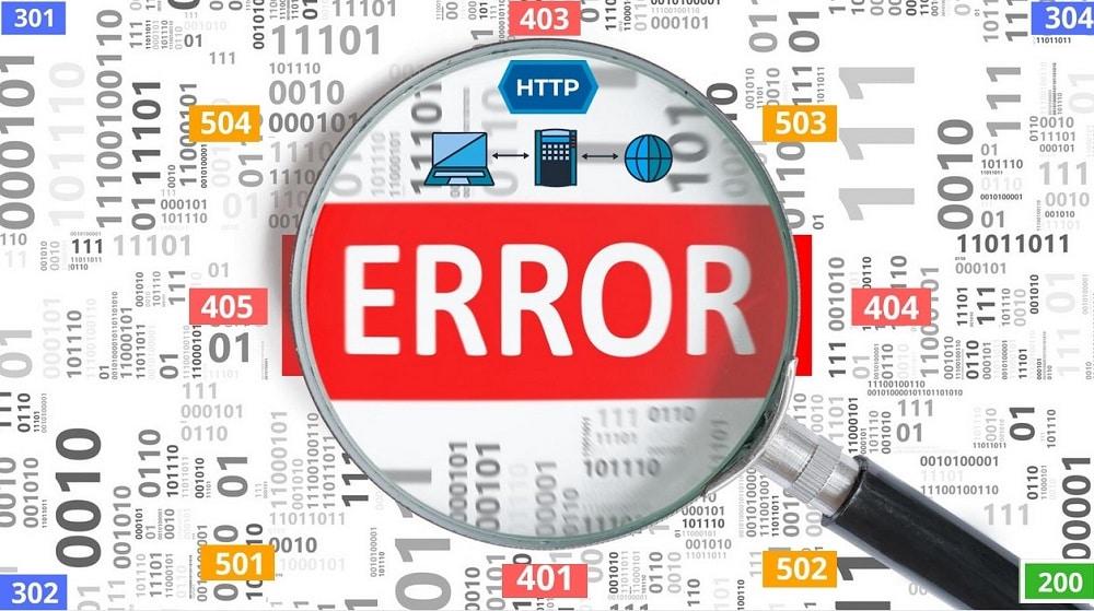 HTTP Proxy Error Codes