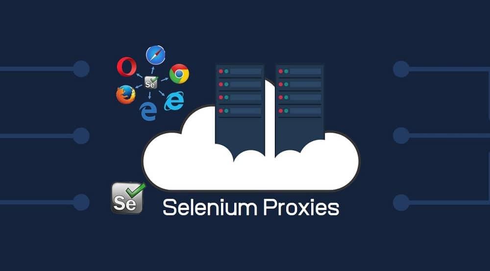 Selenium Proxies