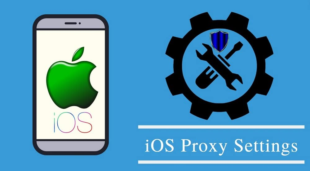 iOS Proxy Settings