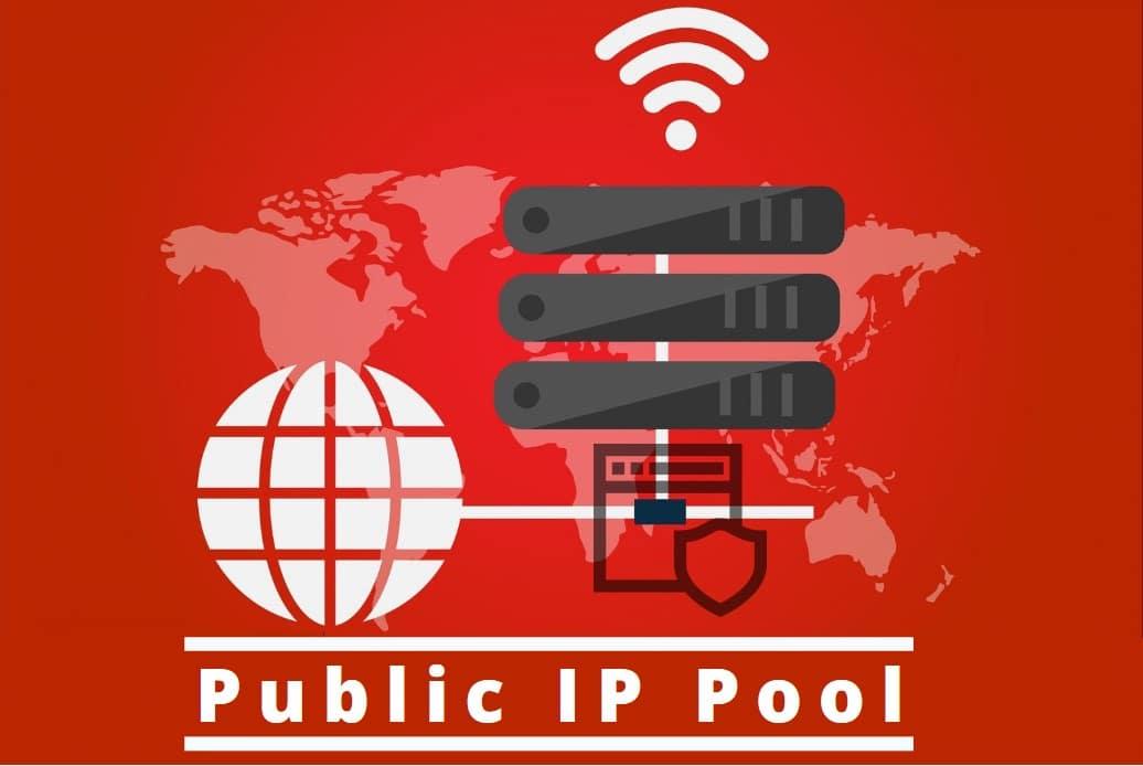 Public IP Pools