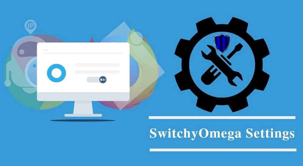 SwitchyOmega Setting