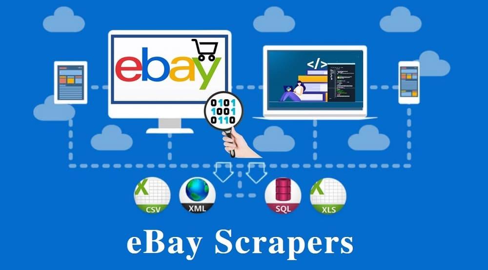 Ebay scrapers