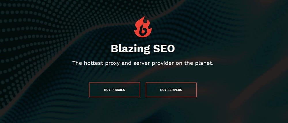 Blazing Proxies for yelp