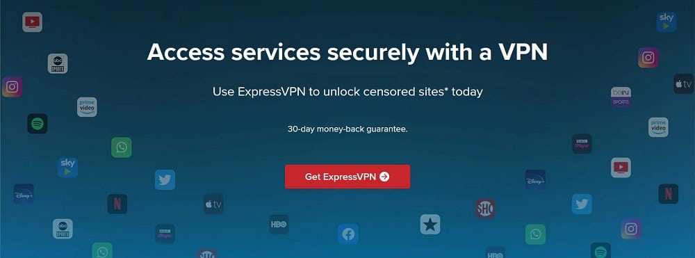 ExpressVPN for bbc iPlayer