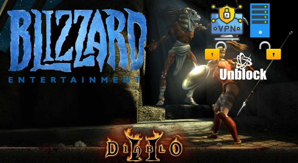 Unblock Blizzard for Diablo