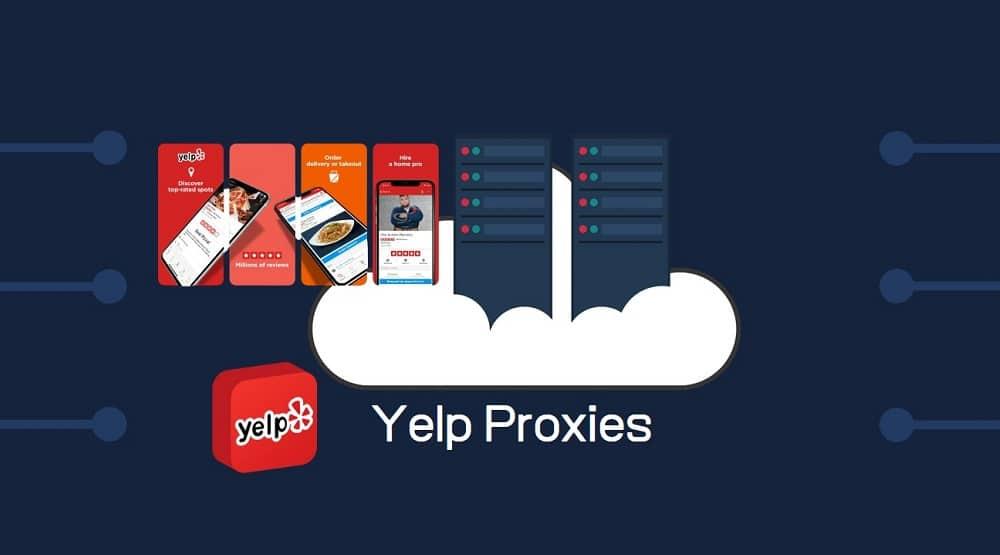 Yelp Proxies