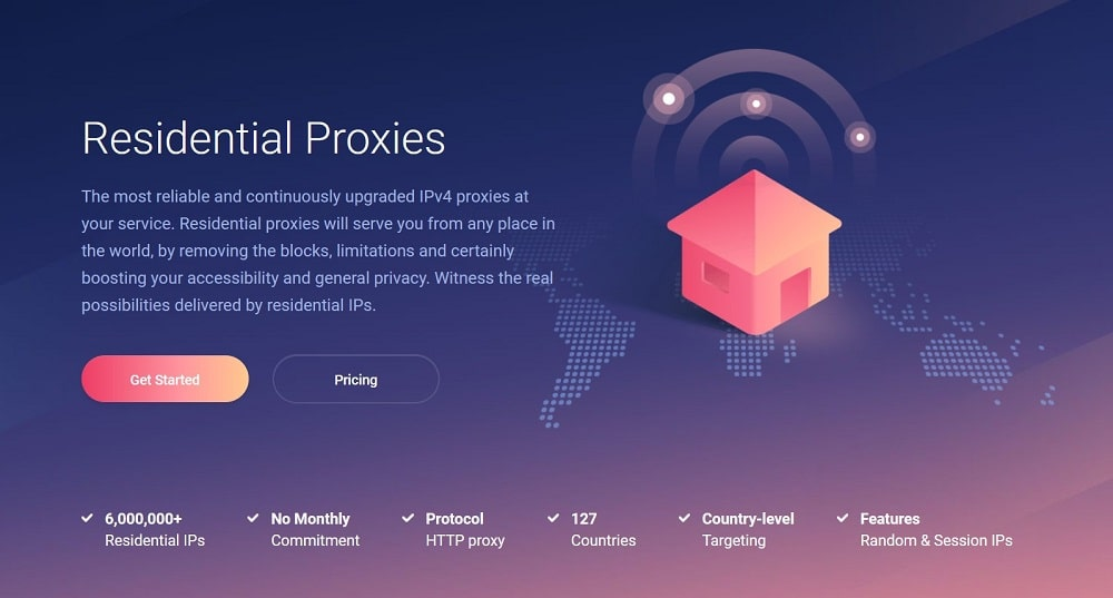 proxy-cheap residential provider