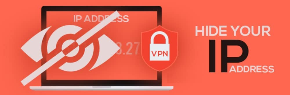 Hide ip by VPN