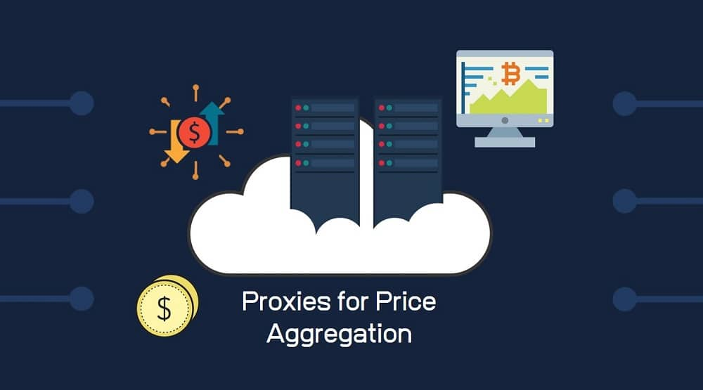 Proxies for Price Aggregation