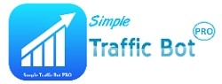 Simple Traffic Bot Pro Logo