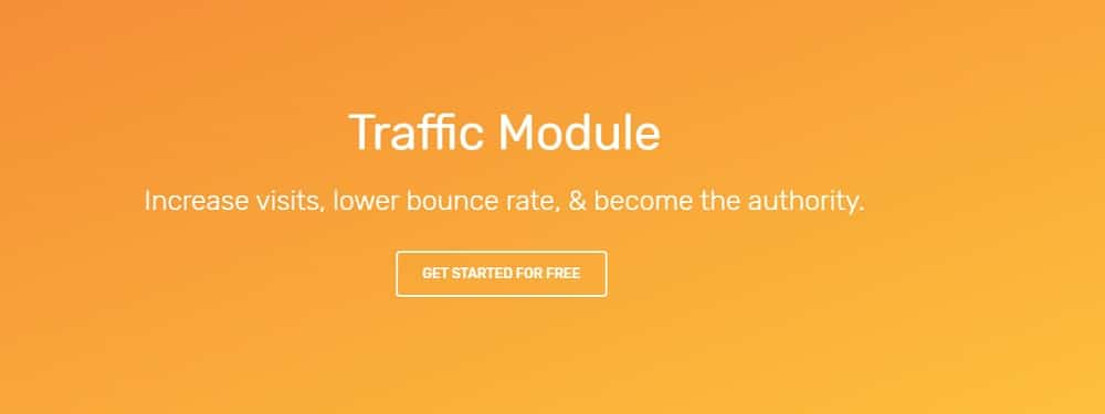 Somiibo Traffic Module