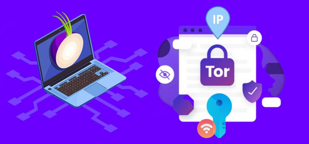 Ip bypass withTor