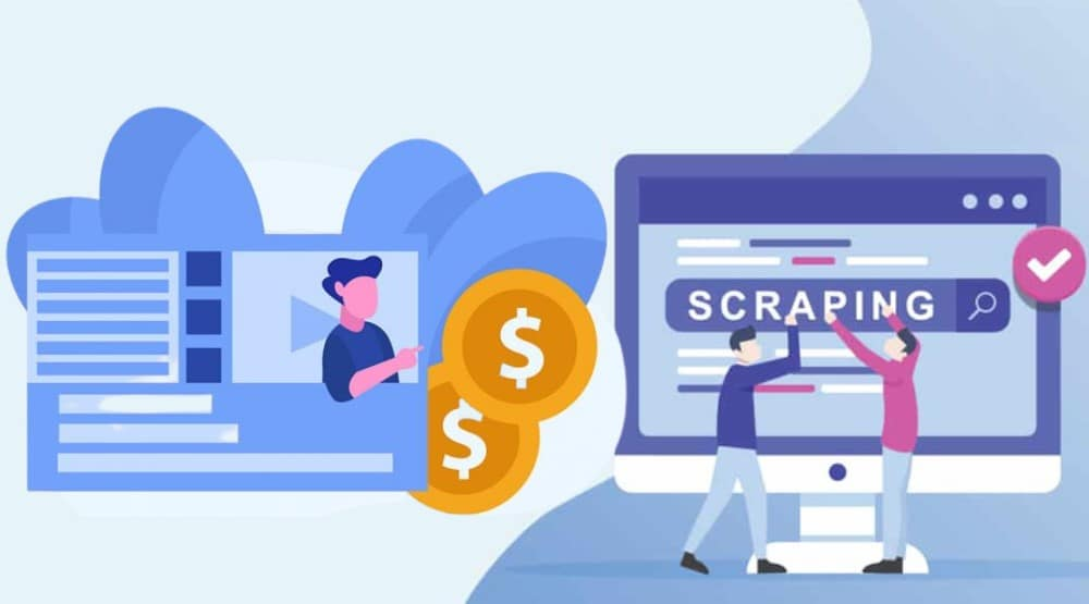 best ways for make money using web scraping