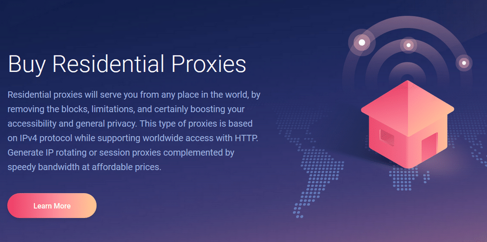 Proxy-cheap residential proxies