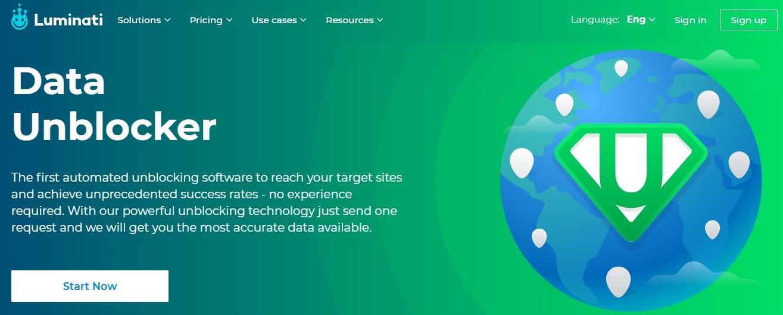 Luminati Data Unblock Overview