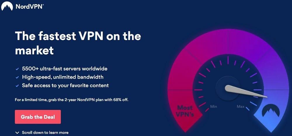 NordVPN Overview