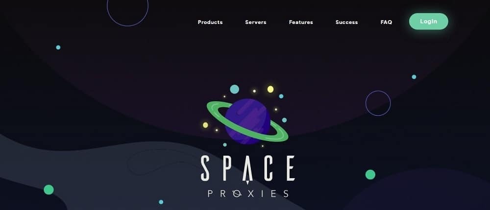 Space Proxies Home Page