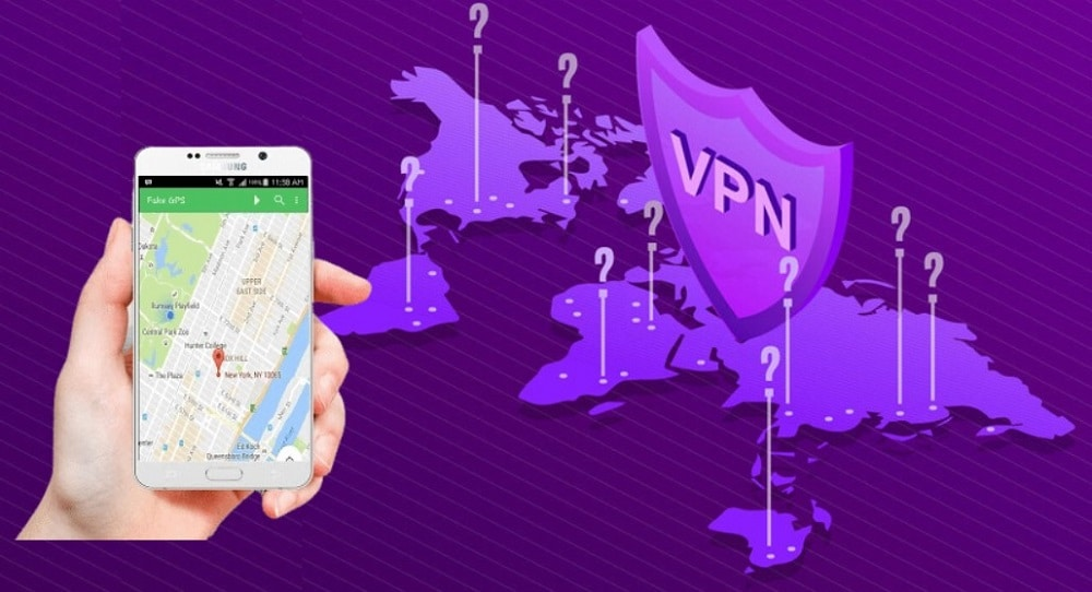 Spoof IP Address on Android with vpn