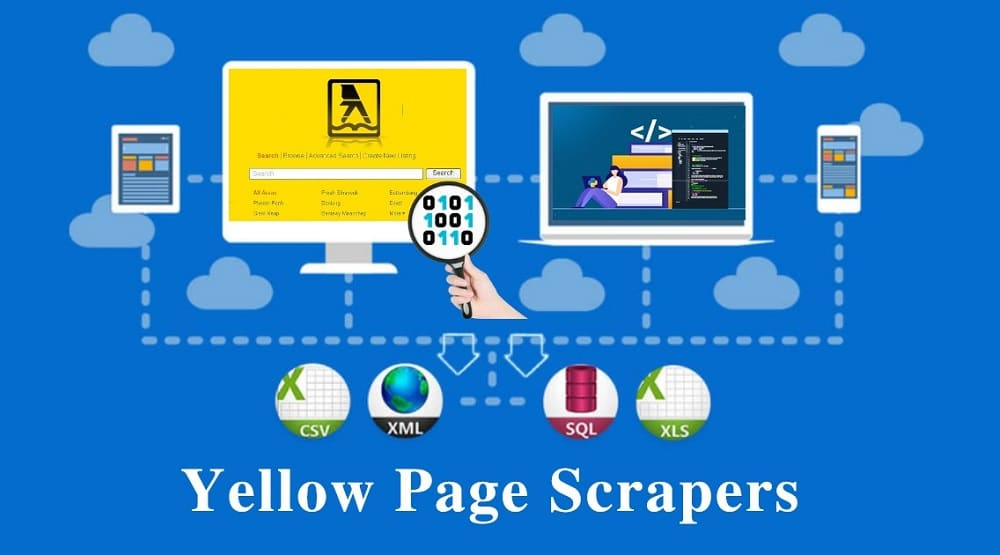 Yellow Page Scrapers