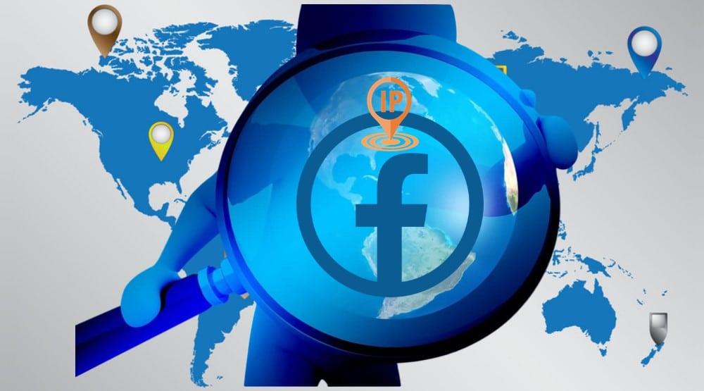 Facebook IP Finder