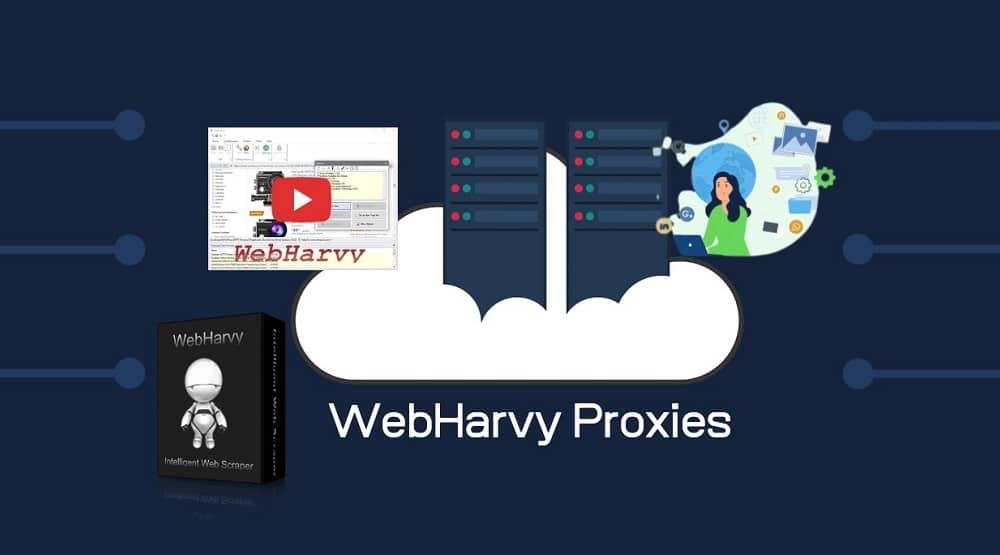 WebHarvy Proxies