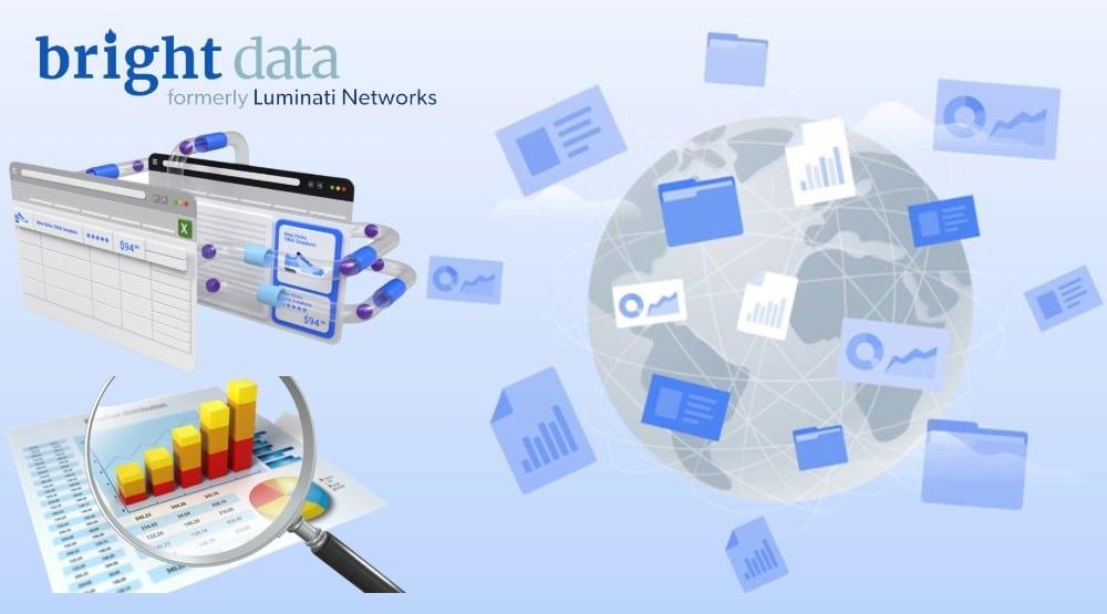 Luminati Networks to Bright Data