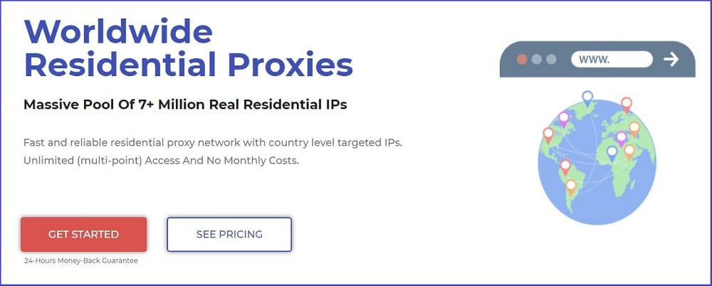 Hydraproxy residential service