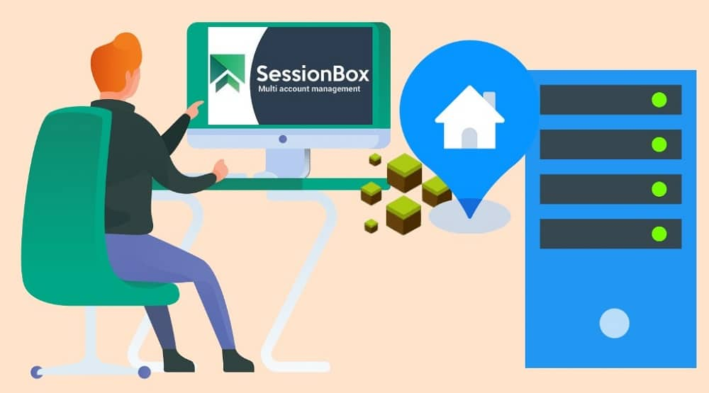 Residential Proxies for SessionBox