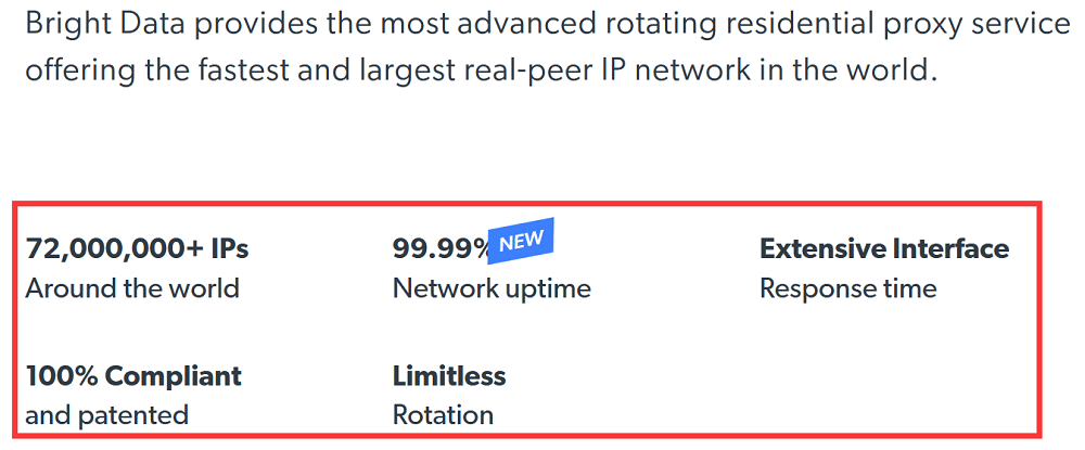 Luminati residential proxy network