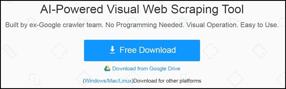 ScrapeStorm-Best-Scrapers Homepage