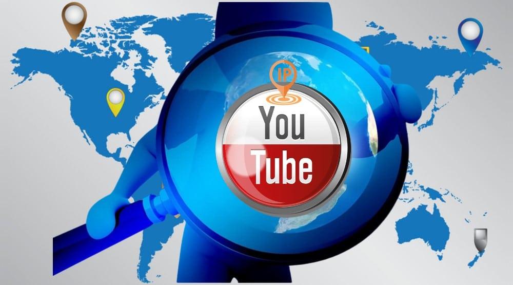 YouTube IP Finder