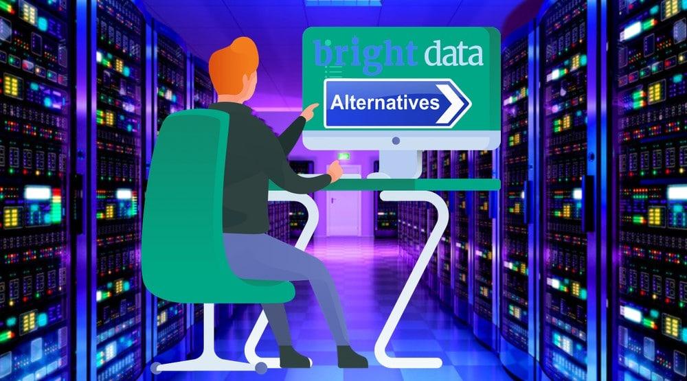 Bright Data Alternatives