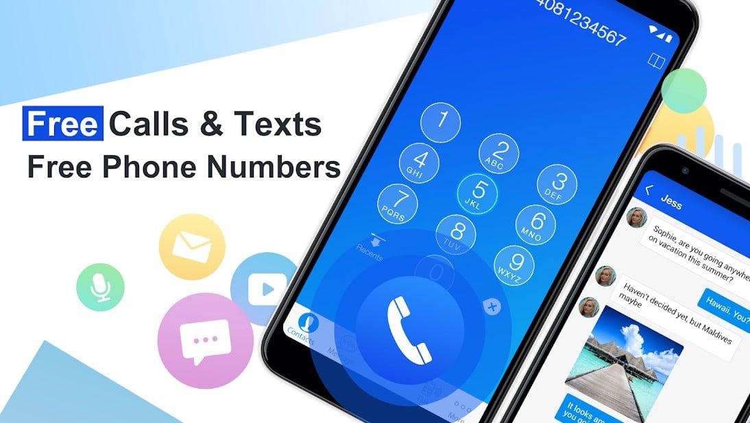 Create Multiple Phone Numbers