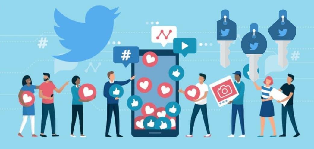 Create Multiple Twitter Accounts