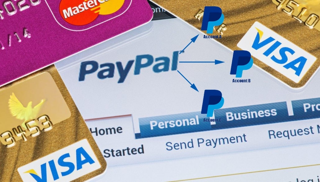 PayPal Multiple Accounts and Why Create Them